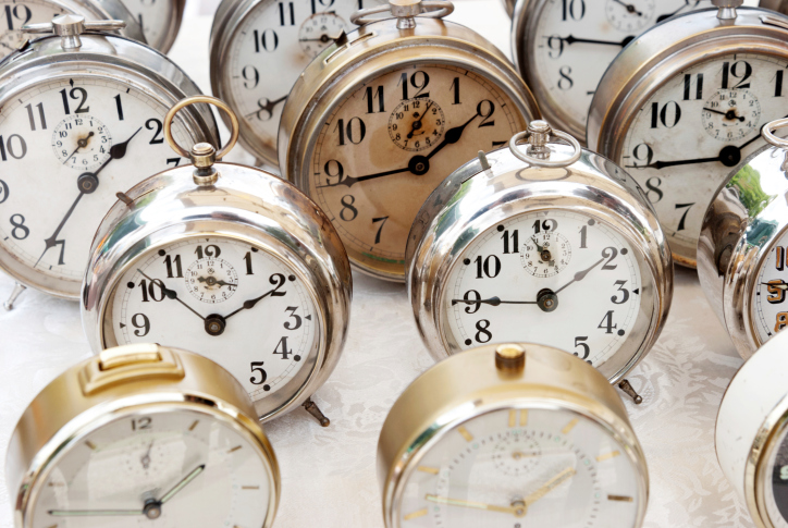 Tu recurso más importante: El Tiempo